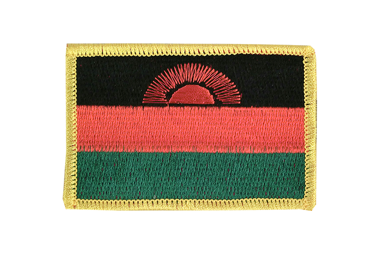 Flag Patch Malawi new