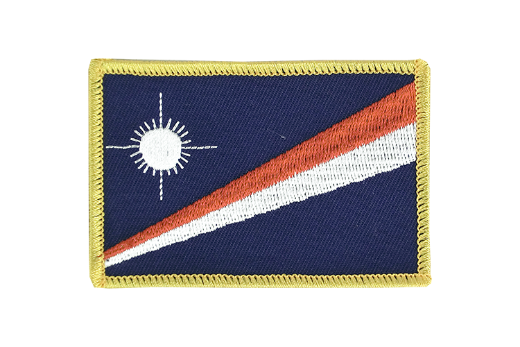 Flag Patch Marshall Islands