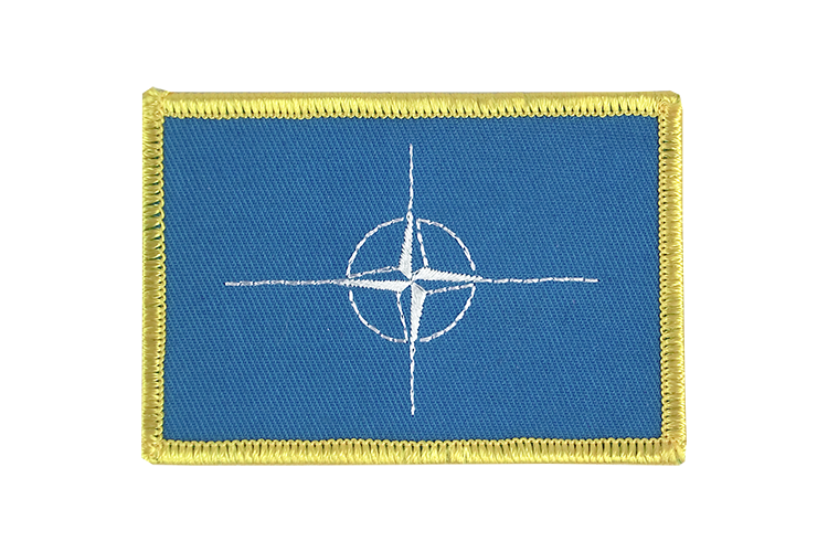 NATO Flag Patch