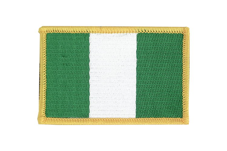Flag Patch Nigeria