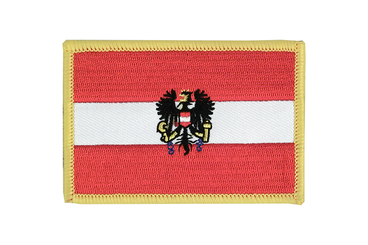 Austria eagle Flag Patch