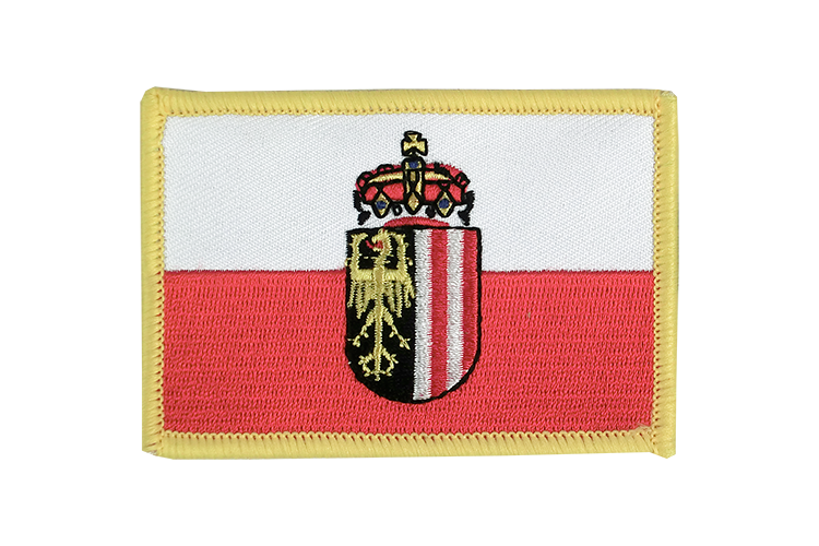 Flag Patch Upper Austria