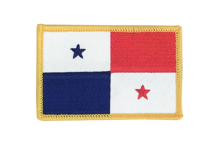 Flag Patch Panama