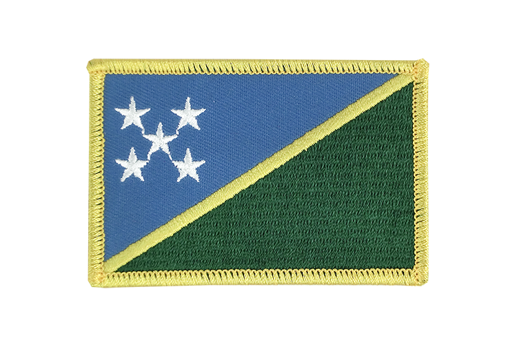 Flag Patch Solomon Islands
