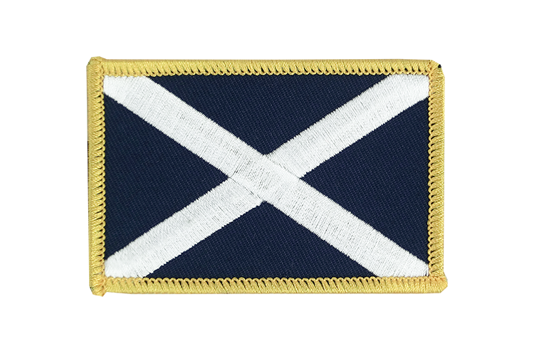 Flag Patch Scotland navy
