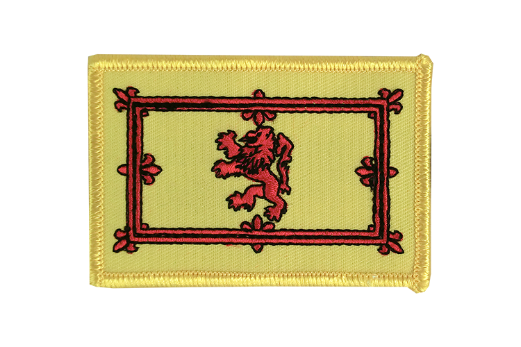 Écusson Ecosse Royal 6 x 8 cm