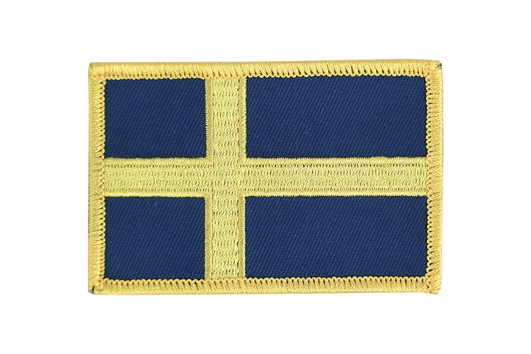 Flag Patch Sweden