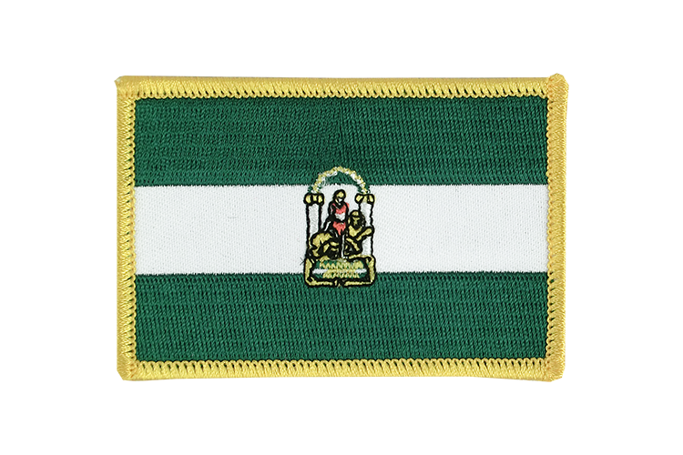 Flag Patch Andalusia