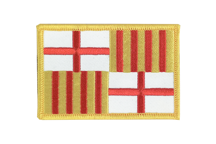 Flag Patch Barcelona