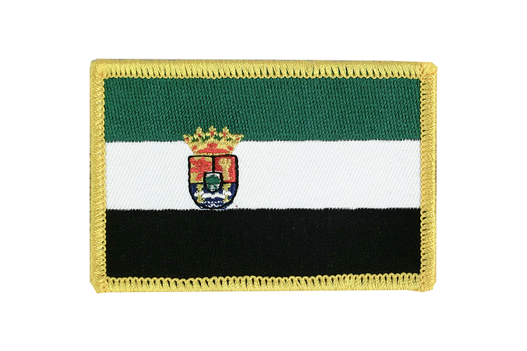 Flag Patch Extremadura