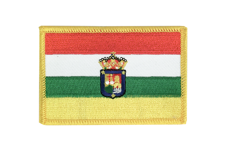 Flag Patch La Rioja
