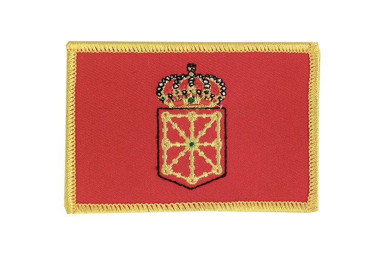 Flag Patch Navarre