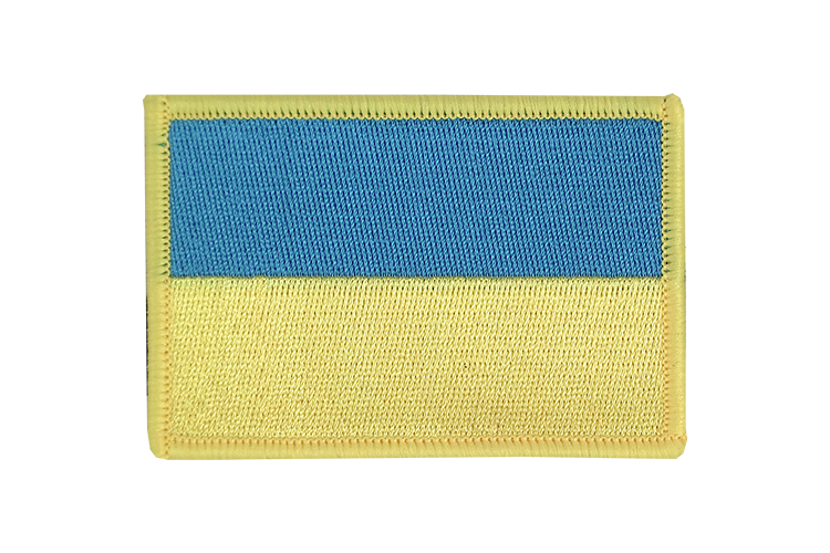 Flag Patch Ukraine