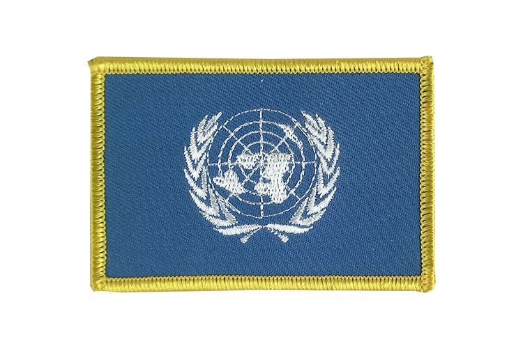 UNO Flag Patch