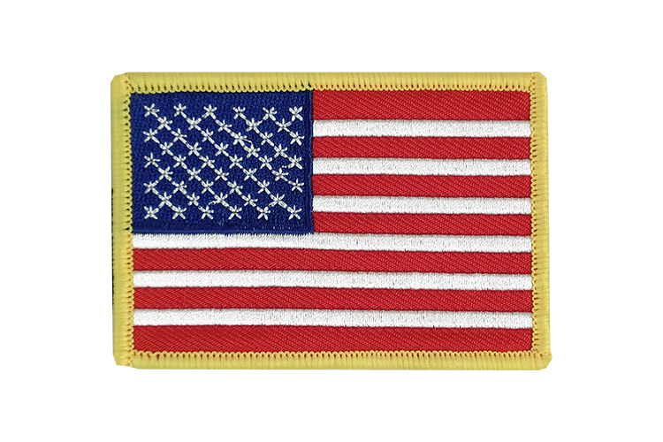 Flag Patch USA