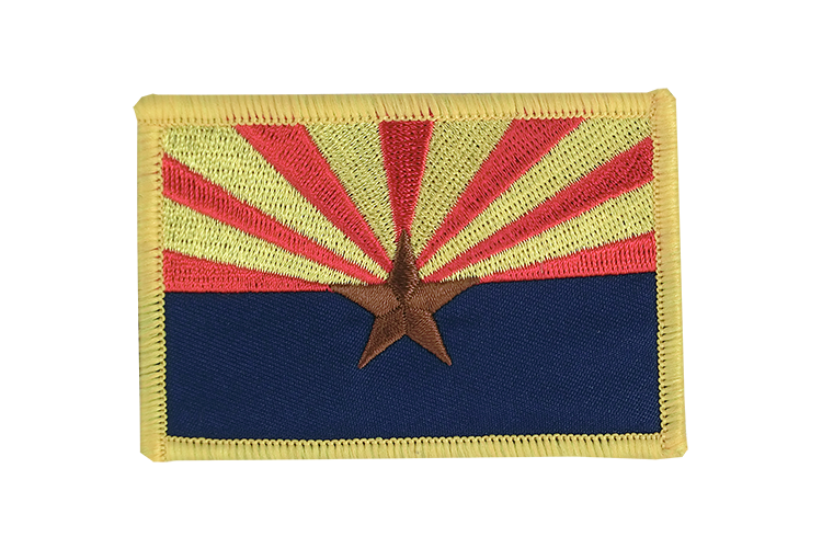 Flag Patch Arizona