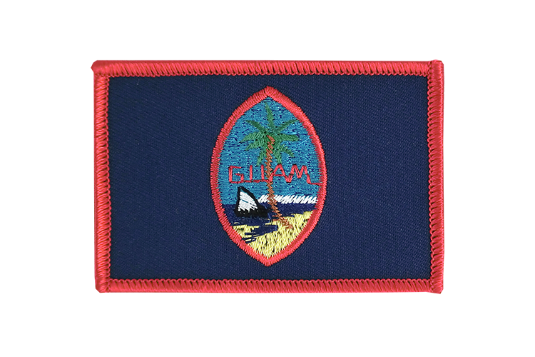 Flag Patch Guam