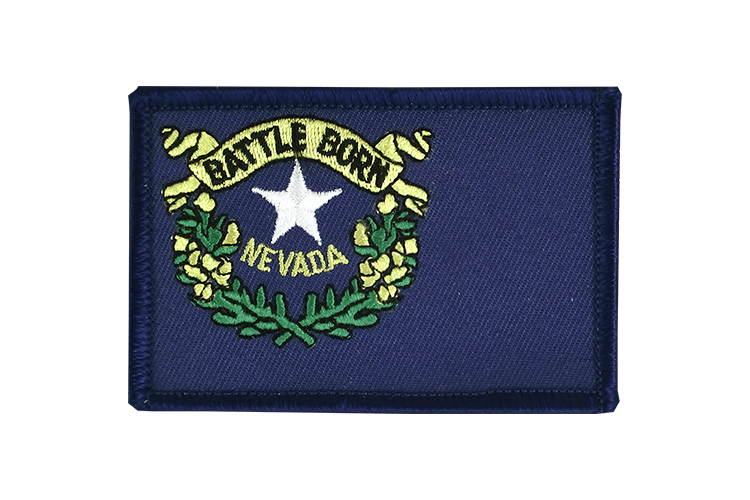 Nevada Flag Patch