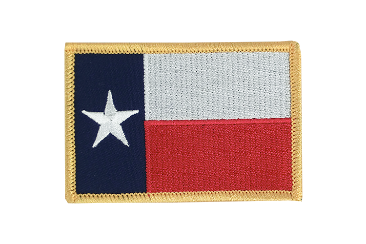 Flag Patch Texas