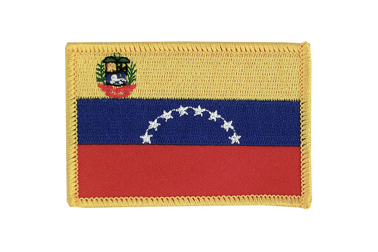 Flag Patch Venezuela 7 stars 1930-2006
