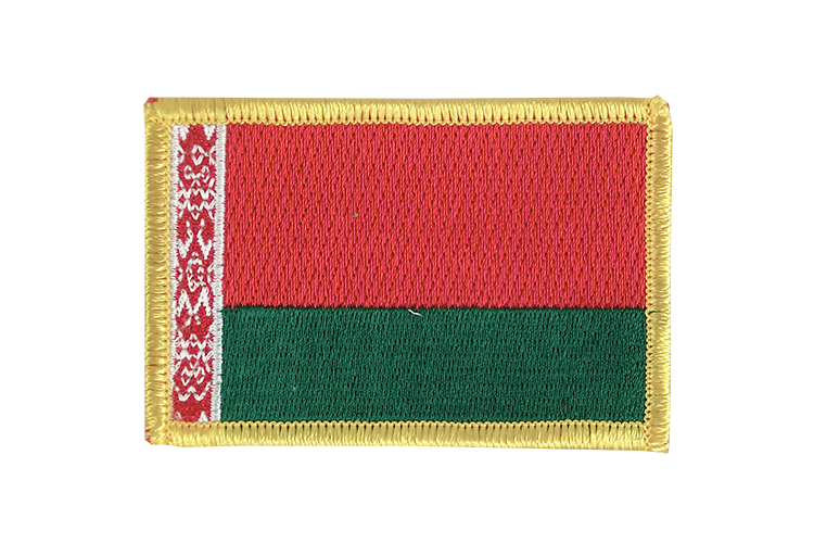 Flag Patch Belarus