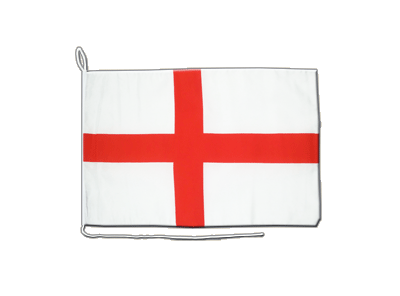 England St. George Bootsflagge - 30 x 40 cm