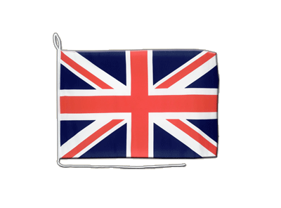Boat Flag Great Britain - 12x16""