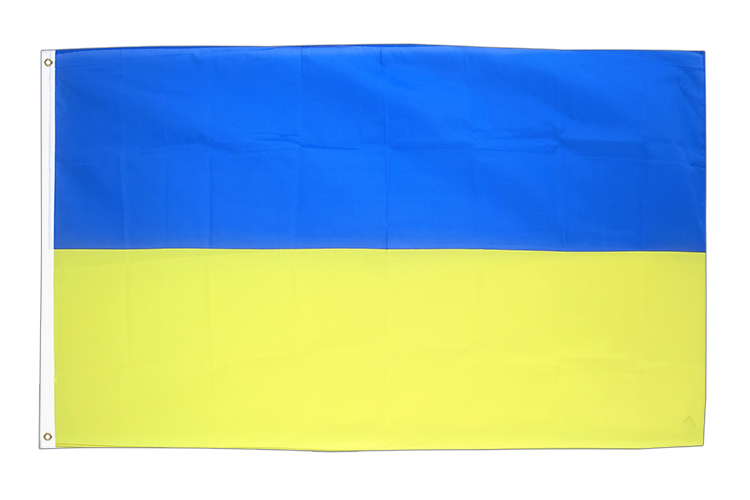 Large Ukraine Flag 5x8 ft (big and giant)