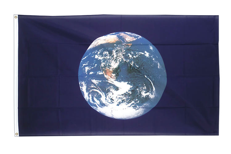 Earth - 3x5 ft Flag