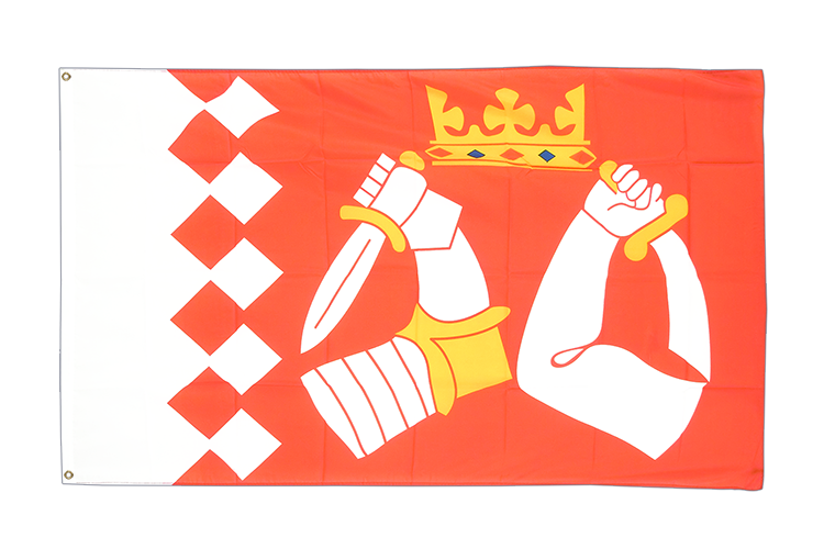 Flag North Karelia - 3x5 ft