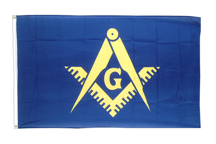 Freemason - 3x5 ft Flag
