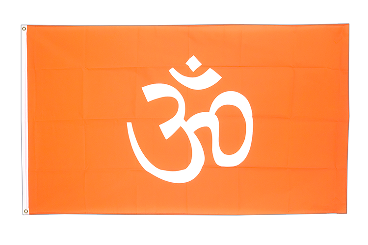 Flag Hinduism - 3x5 ft