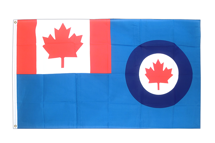 Flag Royal Canadian Air Force RCAF - 3x5 ft