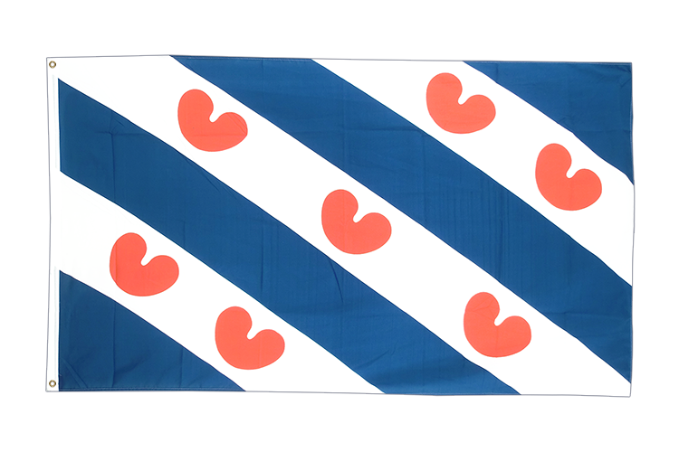 Friesland - 3x5 ft Flag