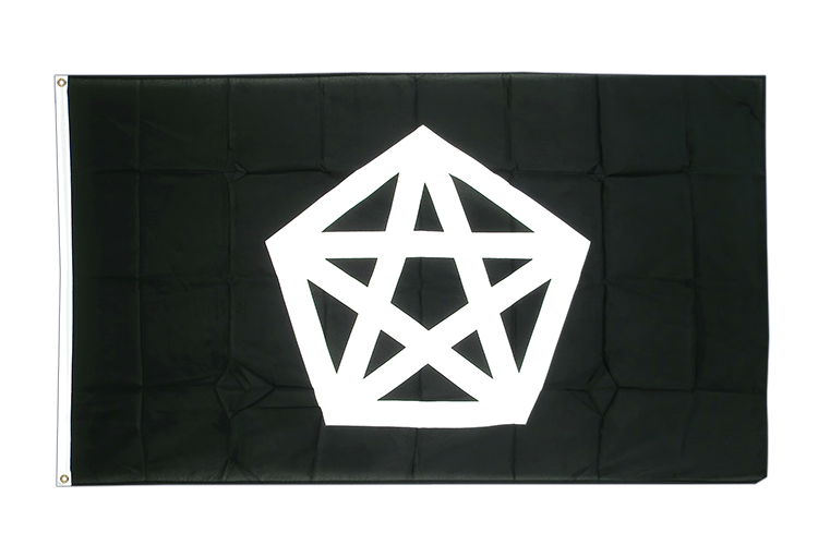 Buy Pentacle Flag - 3x5 ft