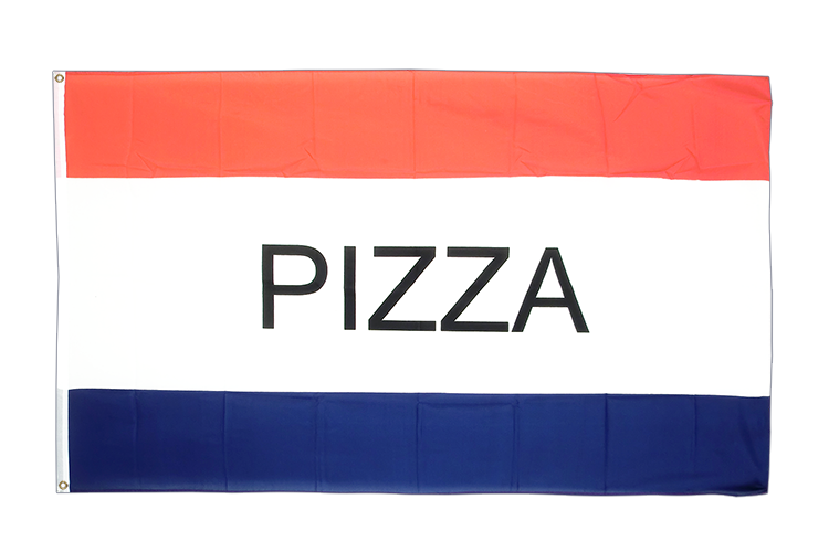 3x5 Pizza Flag