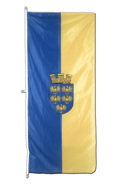 Lower Austria - Vertical Hanging Flag 80 x 200 cm