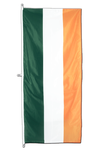 Ireland - Vertical Hanging Flag 80 x 200 cm