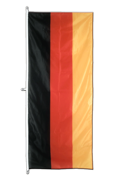 Germany - Vertical Hanging Flag 80 x 200 cm