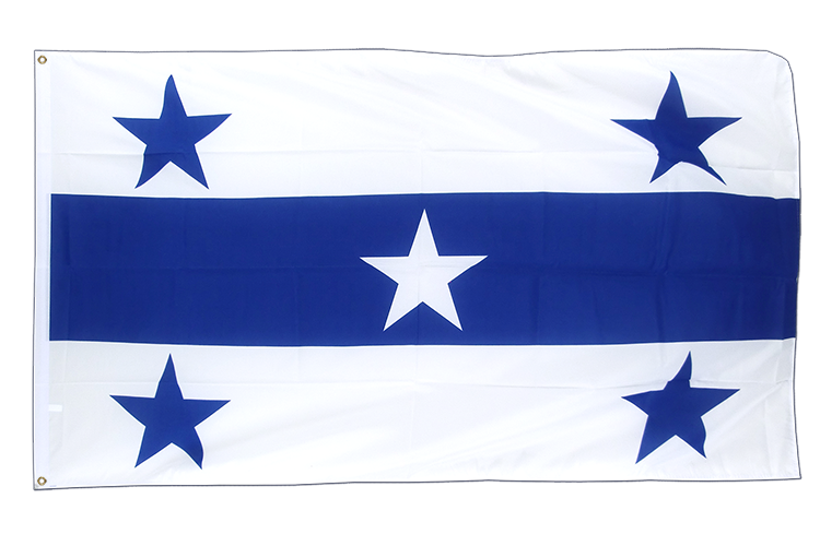Gambier Islands - 3x5 ft Flag
