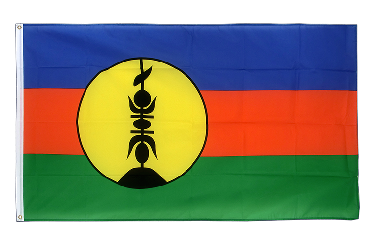 New Caledonia - 3x5 ft Flag