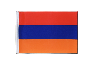 Satin Flag Armenia - 6x9""