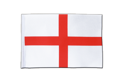 Satin Flag England St. George - 6x9""