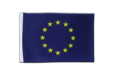 Satin Flag European Union EU - 6x9""