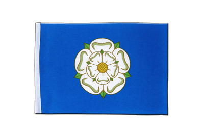Satin Flag Yorkshire new - 6x9""