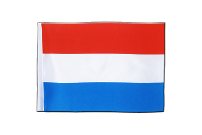 Satin Flag Netherlands - 6x9""