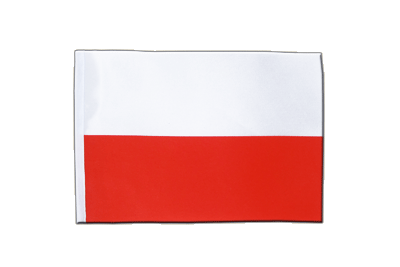 Satin Flag Poland - 6x9""