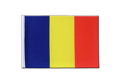Satin Flag Rumania - 6x9""