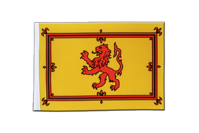 Satin Flag Scotland Royal - 6x9""