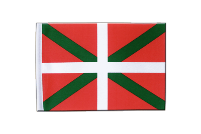 Satin Flag Basque country - 6x9""